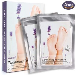 Lavender Foot Mask NEW
